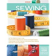 Complete Photo Guide to Sewing - Updated and Revised Edition: 1100 Full-Color How-To Photos (Singer) by The Lifestyle Editors at Creative Publishing International (2009) Paperback