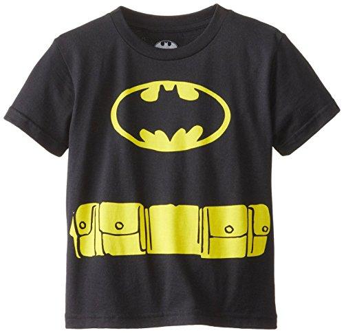 DC Comics  Batman Logo Caped T-Shirt
