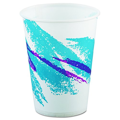 SOLO R9NJ 9 Oz. Paper Cold Cup J20/100 by Solo Foodservice