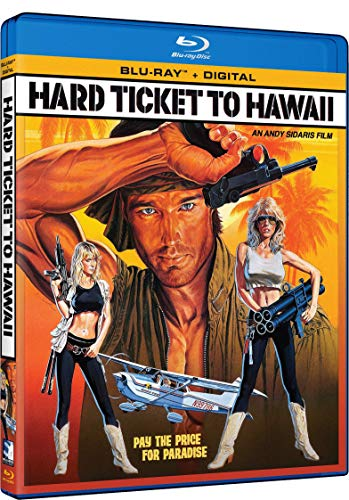 - Hard Ticket to Hawaii [Blu-ray]