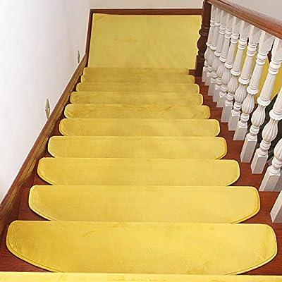 QFFL Escalera para la casa sin cola / autoadhesiva Escalera antideslizante moderna Escalera / Escalera de color Step Mat (Un paquete de 1) Escalera paso estera (Color : B , Tamaño : 30*80cm) : Amazon.es: Hogar