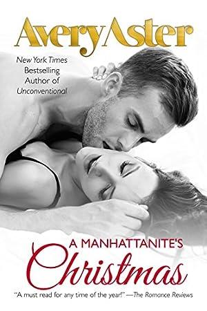 book cover of A Manhattanite\'s Christmas