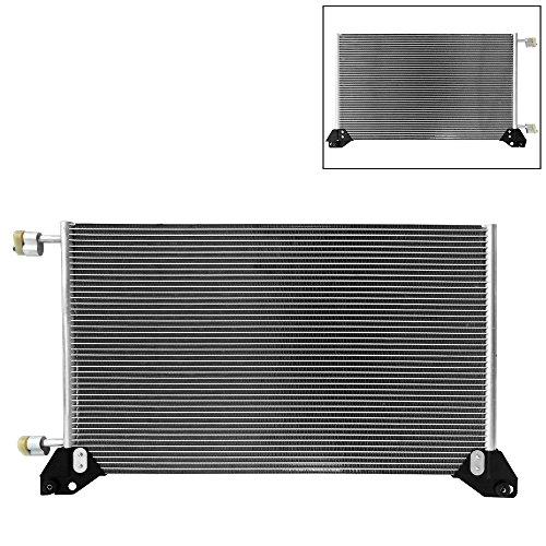 (xTune) A/C Condenser For Chevy Silverado 99-13 / Avalanche 02-13 / Cadillac Escalade 02-14 / GMC Sierra 99-13 / Yukon 00-14 / Hummer H1 02-06 / H2 03-09