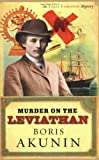 Murder on the Leviathan by Boris Akunin front cover