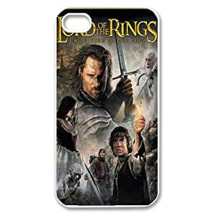 Custom High Quality WUCHAOGUI Phone case Lord Of The Rings Protective Case For Iphone 4 4S case cover - Case-18