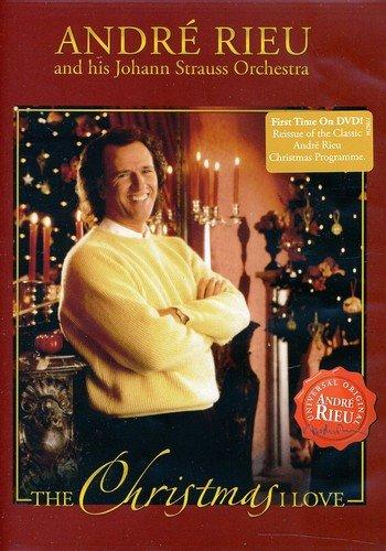 Christmas I Love (Christmas Rieu Dvd Andre)