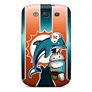 AIeuf24093ARfAx Faddish Miami Dolphins Case Cover For Galaxy S3