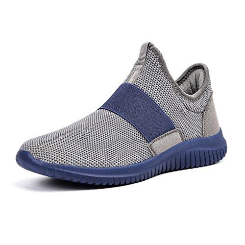 Troadlop Mens Shoes Lightweight Running Walking Hiking Shoes Workout Sneakers