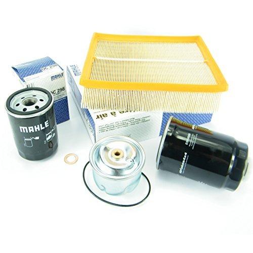 TD5 Service Kit Oil & Air Filters MAHLE OEM- BK0014M: