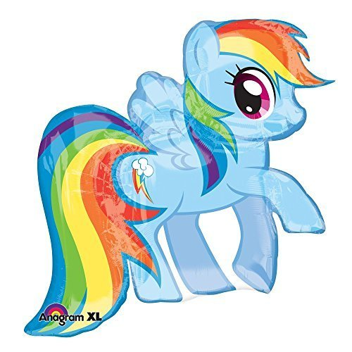 My Little Pony Rainbow Dash Super Shape -