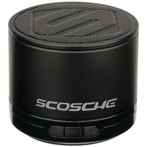 SCOSCHE BTSPK1 Portable Bluetooth Wireless Media Speaker