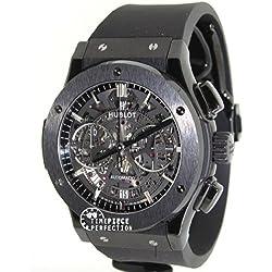 Hublot Classic Fusion Aero Chronograph Black Magic Men's Watch - 525.CM.0170.RX