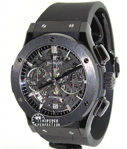 Hublot Classic Fusion Aero Chronograph Black Magic Men's Watch - 525.CM.0170.RX