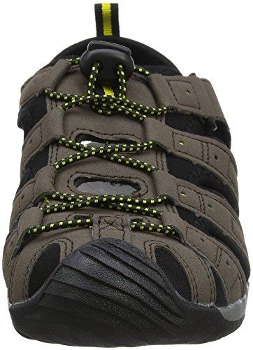 Gola Shingle Outdoor Trekking Sandalen Voor Heren Bruin