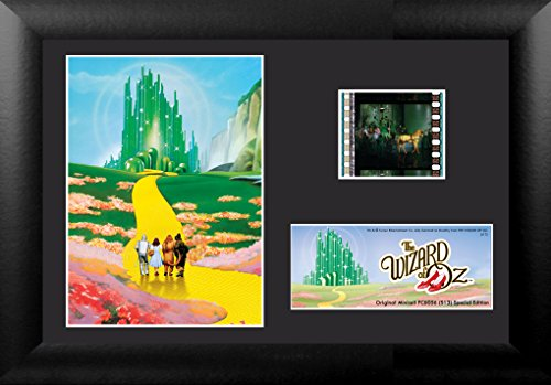 Trend Setters The Wizard of Oz The Emerald City Framed Film Cell, Mini