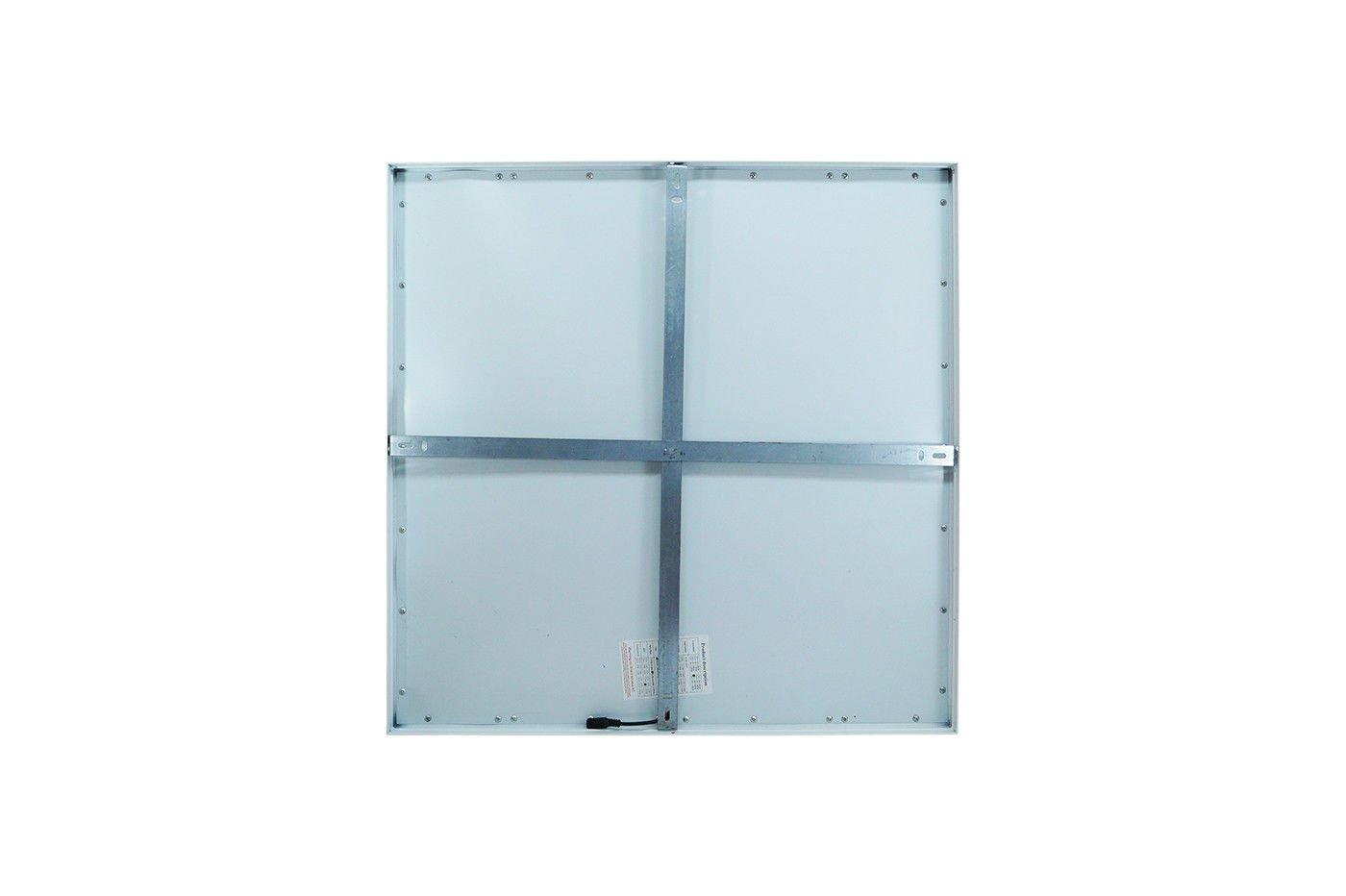 Plafoniera Quadrata 40x40 : Pannello led watt plafoniere luce fredda lampada cornice