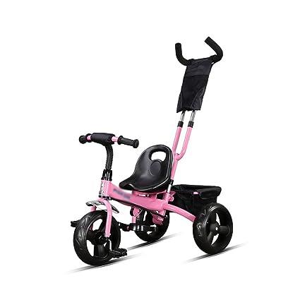Triciclos para niños DE 2-6 años de Edad, tamaño bebé, bebé,