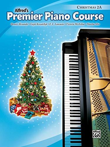 - Premier Piano Course Christmas, Bk 2A