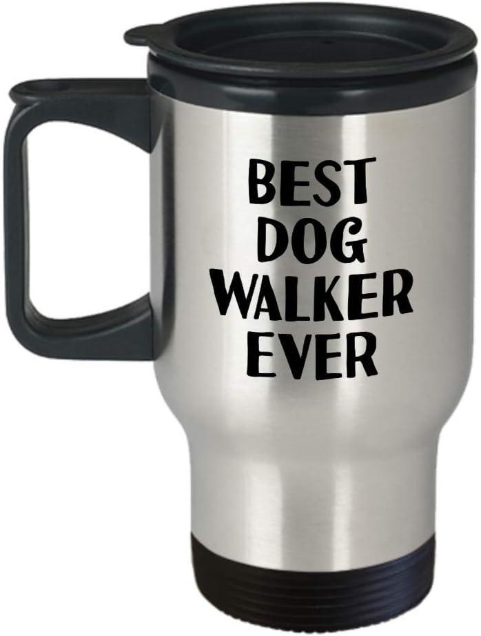 Best Dog Walker Ever Insulated Travel Mug Dog Lover Gift Best Dog Walker Dog Walker Gift Pet Sitter