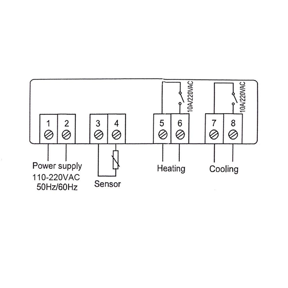 Wiring Diagram Stc 1000