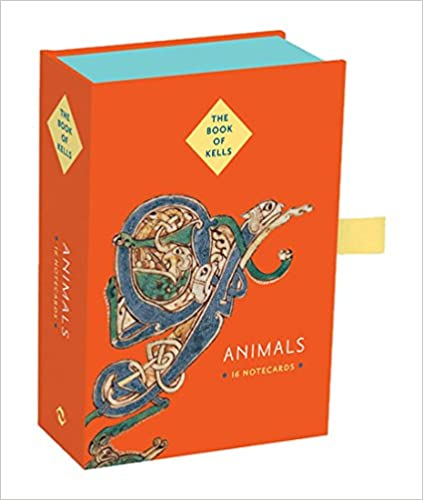 b7dc99bfe4915 The Book of Kells: Animal Notecards (Thames & Hudson Gift): Trinity ...