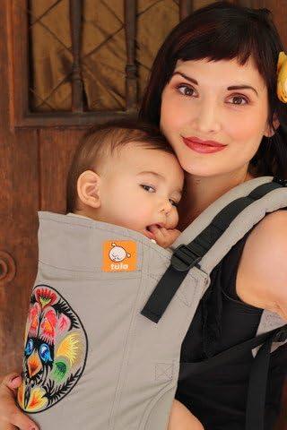 Folk Art Tula Ergonomic Toddler Carrier