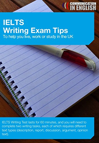 IELTS Writing Exam Tips (Communication in English Book 1
