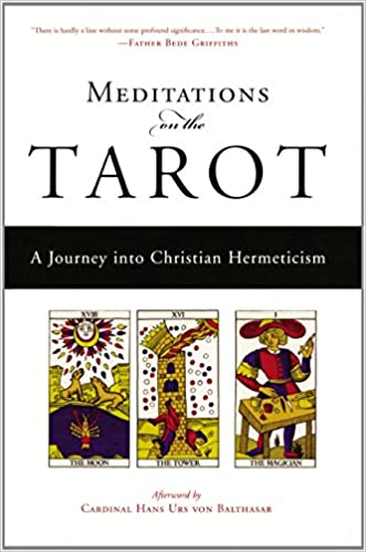 Book Meditations on the Tarot: A Journey Into Christian Hermeticism by Anonymous (1-Jun-2002)