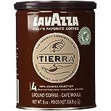 Lavazza Tierra Intenso Espresso, 8-Ounce (Pack of 2)