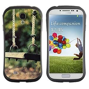 Suave TPU GEL Carcasa Funda Silicona Blando Estuche Caso de protección (para) Samsung Galaxy S4 I9500 / CECELL Phone case / / Nature Beautiful Forrest Green 86 /