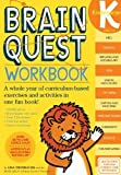 img - for Brain Quest Workbook: Kindergarten by Trumbauer, Lisa (July 9, 2008) Paperback book / textbook / text book