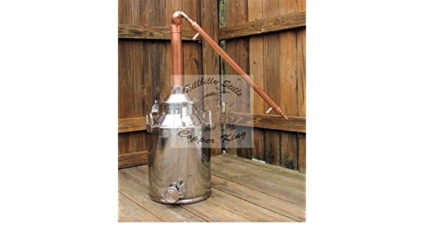 8 Gallon Home Distillery Kit: Amazon com: Industrial