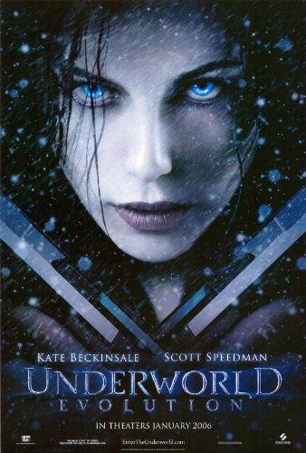 Underworld: Evolution 27 x 40 Movie Poster - Style A