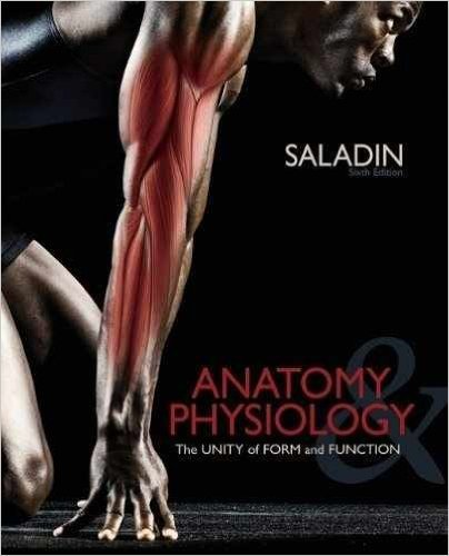 ANATOMY & PHYSIOLOGY The UNITY of FORM and FUNCTION Sixth Edition (6th Edition) with A Brief Atlas of Human Body