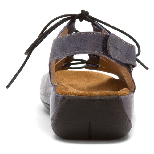 Leather Women's Pichu Anthracite 10210 Wolky Mottled Metallic wUYxqTAY7