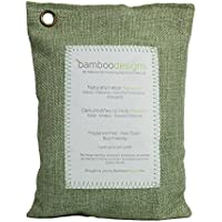 All Natural Mosu Bamboo Activated Charcoal 250g Bag. Naturally Removes Odors, Bacteria, Mildew, and Moisture. Non-Toxic, Eco-Friendly, and Fragrance Free (1)