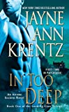 img - for By Jayne Ann Krentz In Too Deep: Book One of the Looking Glass Trilogy (An Arcane Society Novel) (Reissue) book / textbook / text book