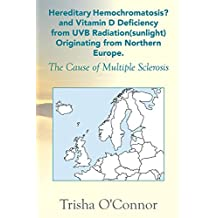 Hereditary Hemochromatosis? and Vitamin D Deficiency from Uvb Radiation (Sunlight) Originating from Northern Europe: The Cause of Multiple Sclerosis