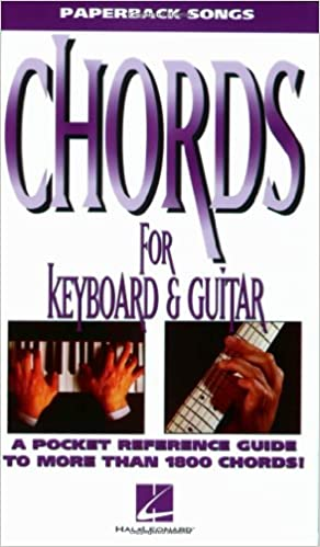 Amazon Chords For Keyboard And Guitar The Paperback Songs