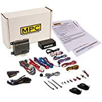 MPC 1-Button Remote Starter Fits Select Chrysler, Dodge, Jeep Vehicles [1999-2006]
