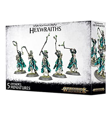 Nighthaunt Hexwraiths Warhammer Age of Sigmar by Games Workshop