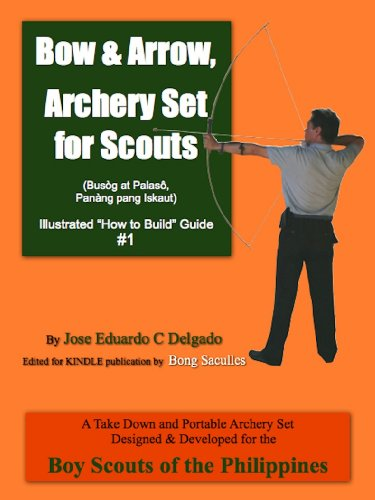 Amazon bow arrow archery set for scouts illustrated how to bow arrow archery set for scouts illustrated how to build guide fandeluxe Image collections