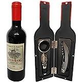 Wine Bottle Accessory Kit Party novelty, Kitchen Ware, Secret Santa Gift by Diabolical