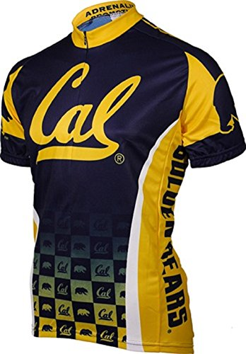 Adrenaline Promotions California Cycling Jersey (XXX-Large)