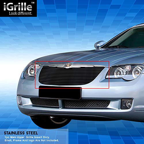 For Chrysler Crossfire 2004 2005 2006 2007 2008 Excellent: Compare Price: Crossfire Grill