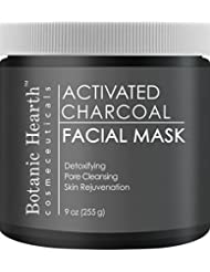 Botanic Hearth Charcoal Facial Mask, Pore Minimizer,...