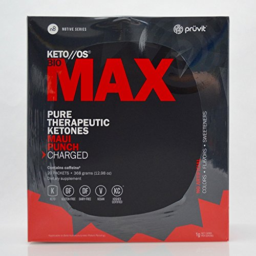 Pruvit Therapeutic Ketones Packets Charged product image