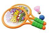 Panda Superstore Tennis Racket Outdoor Sports Badminton Racket Children Toys Baby Fitness
