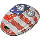 Dorman 13618US American Flag Keyless Remote Case