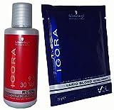 Bleaching Hair Powder Lightener - Schwarzkopf Igora Vario Hair Bleaching Powder Kit Vario Blond